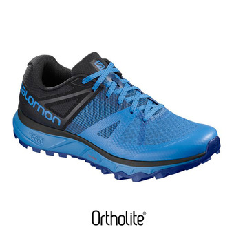 Trail Shoes - Men's - TRAILSTER indigo bun/bk/indigo bun