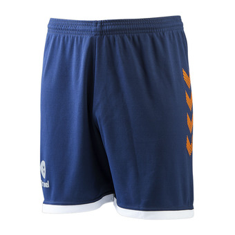 Short homme TROPHY PE19 poseidon/orange popside
