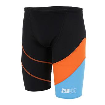 Z3Rod Bañador - Bañador hombre black/atoll/orange