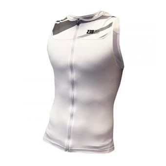 Z3Rod START - Camiseta trifunción hombre white