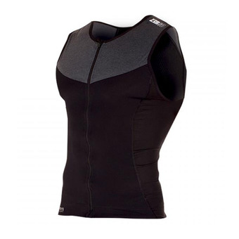 elite SINGLET MAN Homme BLACK SERIES