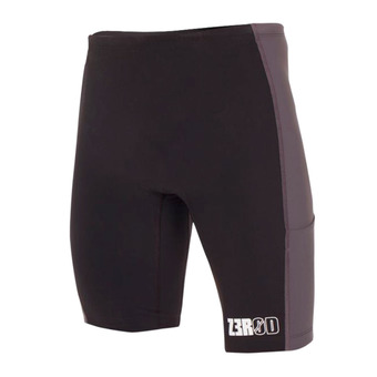 Z3Rod RACER - Pantaloncini trifunzione Uomo black series