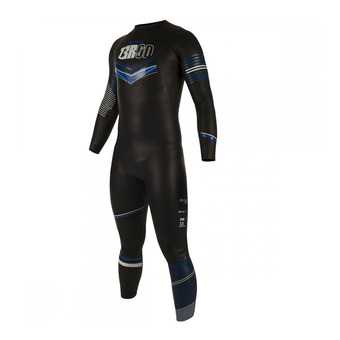 Combinaison triathlon 5/3/2mm homme NEPTUNE black/blue