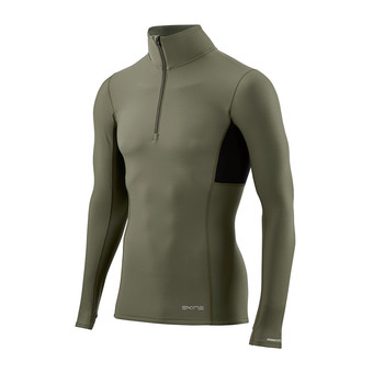 Camiseta hombre DNAMIC THERMAL utility/black