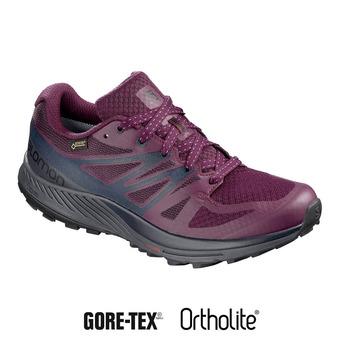 Chaussures de trail femme SENSE ESCAPE GTX® potent pur/gy