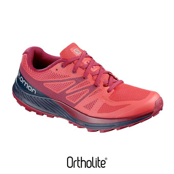 Chaussures de trail femme SENSE ESCAPE navy blaze/beet