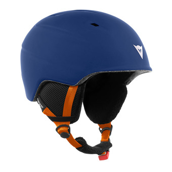 Dainese D-SLOPE - Casco de esquí Junior black iris/russet orange