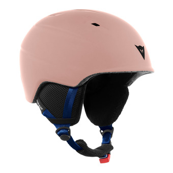 Casco de esquí junior D-SLOPE misty rose/black iris