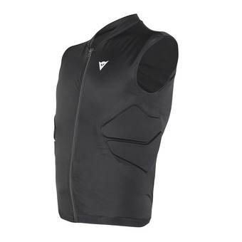 Chaleco de protección hombre FLEXAGON black/black