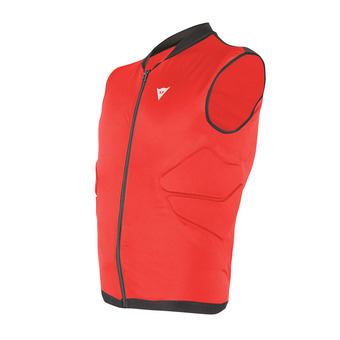 Dainese FLEXAGON - Gilet di protezione Junior red/black