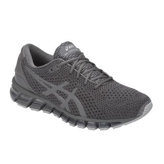 Chaussures running homme GEL-QUANTUM 360 KNIT 2 carbon/dark grey