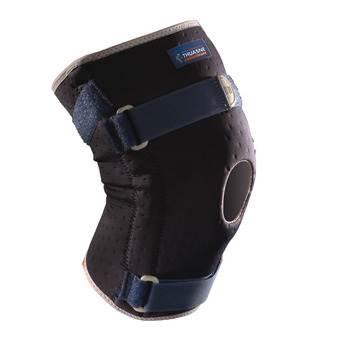 Reinforced ligament knee brace