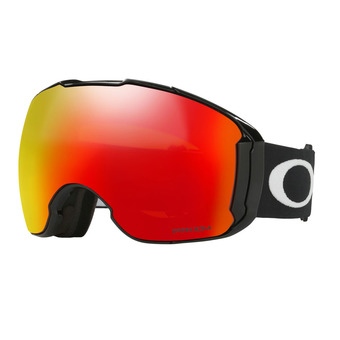 Oakley AIRBRAKE XL - Masque ski jet black/prizm torch iridium