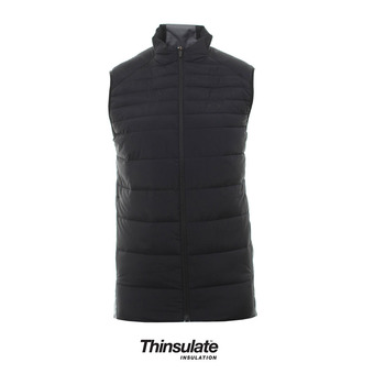 Chaleco híbrido hombre INSULATED GOLF blackout