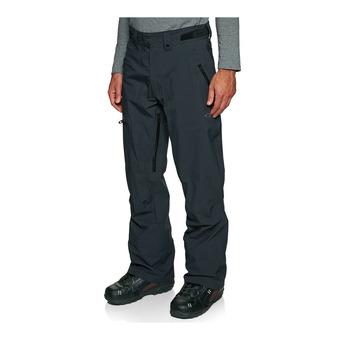 Pantalón de snow hombre SHELL 15K 3L blackout