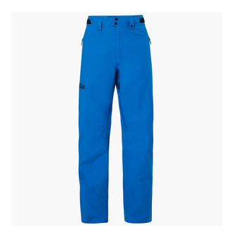 Pantalón de snow hombre SHELL 15K 3L electric blue