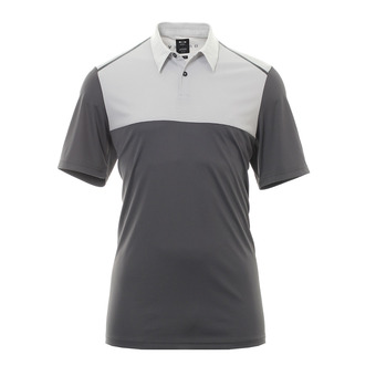 Polo hombre COLOR BLOCK forged iron