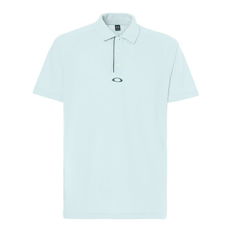 Polo hombre PIPING marvel blue