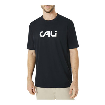 Tee-shirt MC homme CALI BIG LOGO blackout