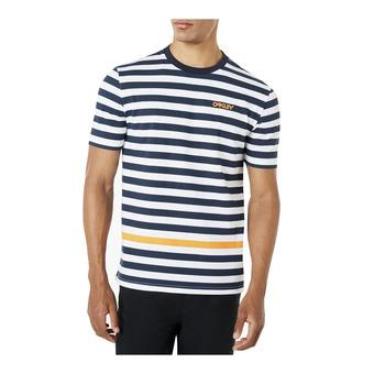 Tee-shirt MC homme CLASSIC STRIPE fathom
