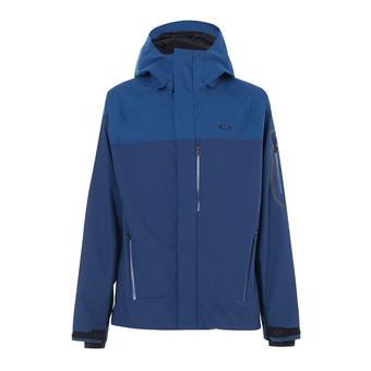 Veste de ski homme SKI SHELL 10K 2L dark blue
