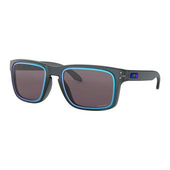 Oakley HOLBROOK - Gafas de sol matte crystal black/prizm grey