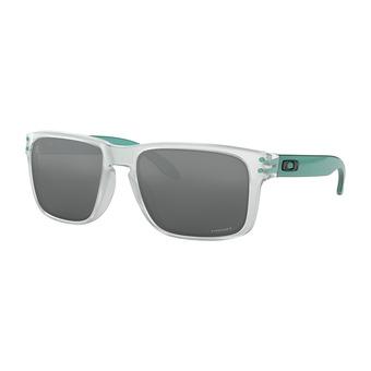 Oakley HOLBROOK - Gafas de sol crystal clear/prizm black