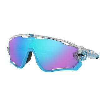 Oakley JAWBREAKER - Gafas de sol matte clear/prizm sapphire