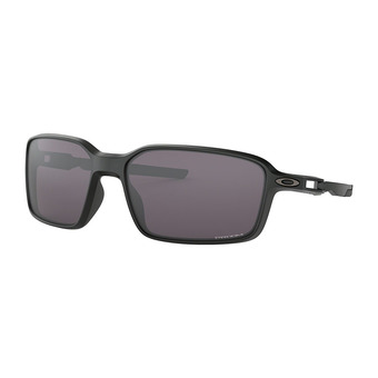 Oakley SIPHON - Gafas de sol matte black/prizm grey