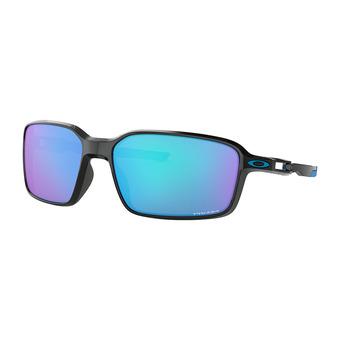 Oakley SIPHON - Gafas de sol polished black/prizm sapphire
