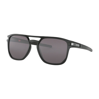 Oakley LATCH BETA - Gafas de sol matte black/prizm grey