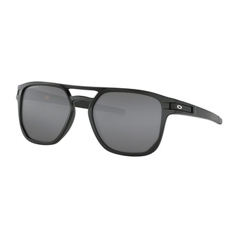 Oakley LATCH BETA - Lunettes de soleil polarisées matte black/prizm black