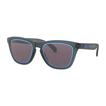 Oakley FROGSKINS - Sunglasses - matt crystal black/prizm grey