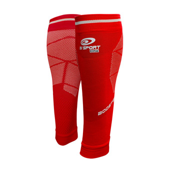 Manchons de compression BOOSTER ELITE EVO2 rouge