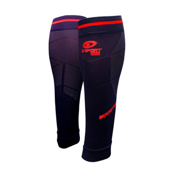 Bv Sport BOOSTER ELITE EVO2 - Calf Sleeves - blue/red
