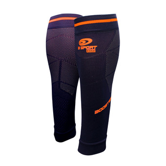 Manchons de compression BOOSTER ELITE EVO2 bleu/orange