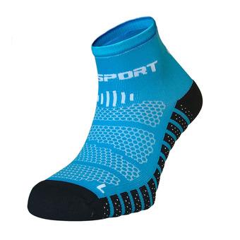 Bv Sport SCR ONE EVO - Calze blu