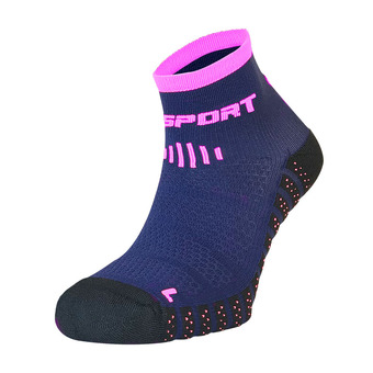 Bv Sport SCR ONE EVO - Calcetines mujer blue/pink