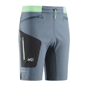 Millet LTK SPEED - Shorts - Men's - orion blue/black