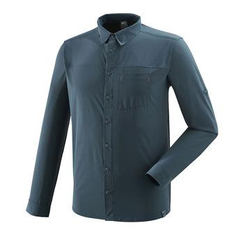 Millet BIWA S - Camisa hombre orion blue