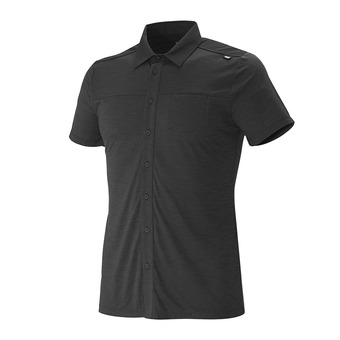 Camisa hombre C PEAK W black/black
