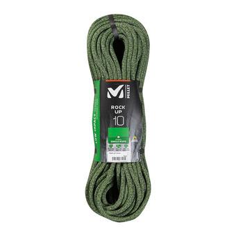 Cuerda simple 10mm ROCK UP 10 green a18