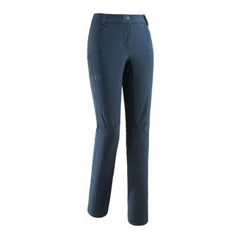 Pantalón mujer TREK STR orion blue
