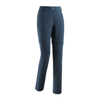 Millet TREK S - Pantalon convertible Femme orion blue