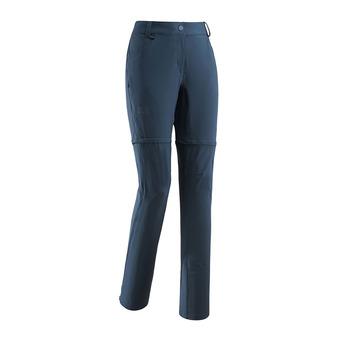 Pantalon convertible femme TREK S ZO orion blue