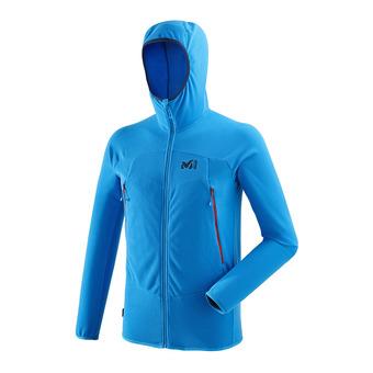 Millet LIGHTDRIG HD - Fleece - Men's - electric blue