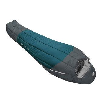 Sleeping Bag -5°C SYNTEK orion blue/high rise