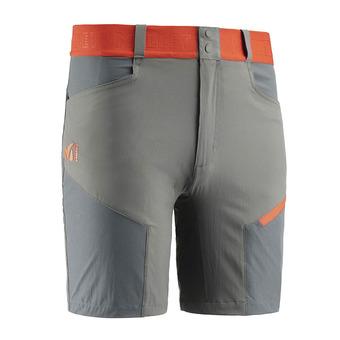 Millet ONEGA - Shorts - Men's - castle grey/urban chic