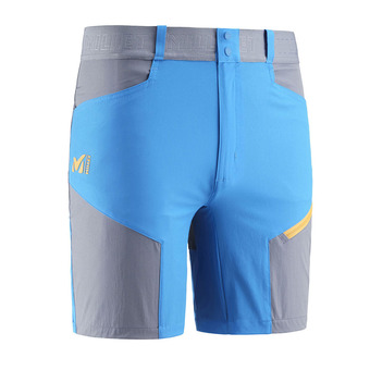 Millet ONEGA - Short Homme electric blue/flint