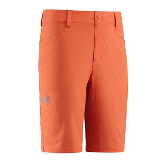 Millet WANAKA STRETCH - Short Homme vermillon
